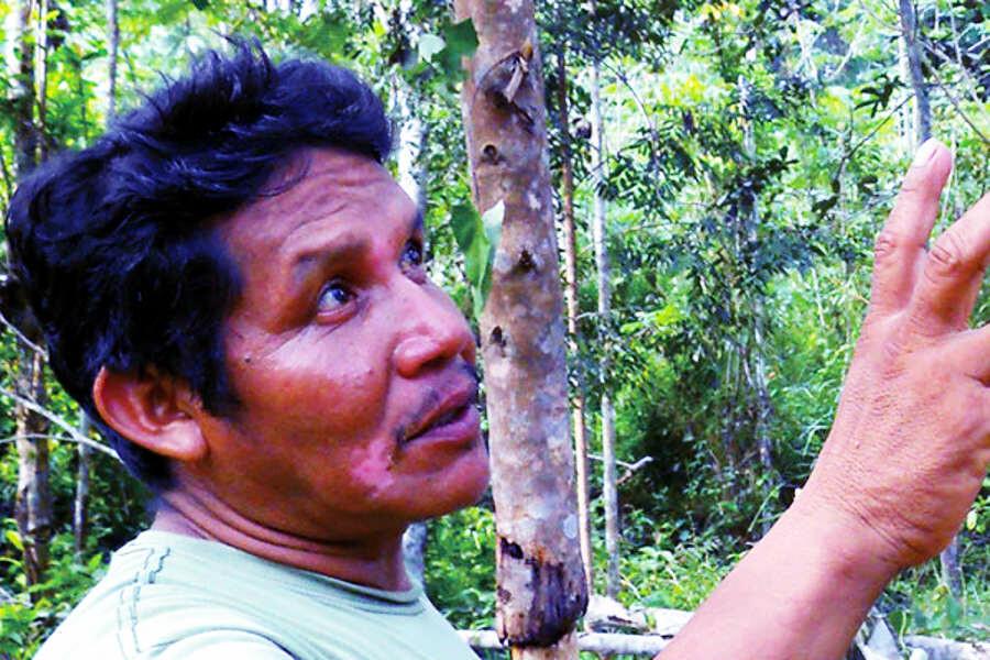Obadias Batista Garcia, attivista indigeno Saterè Mawè